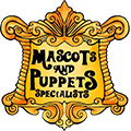 Mascots and Puppets logo