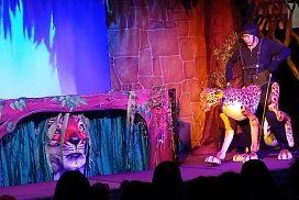 jungle adventure puppet musical
