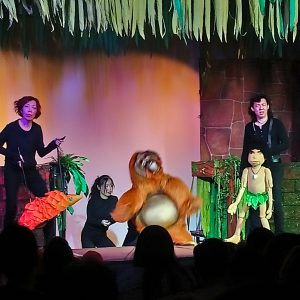 jungle adventure puppet musical